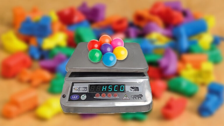 How To Do Piece Counting in Weighing Scale?