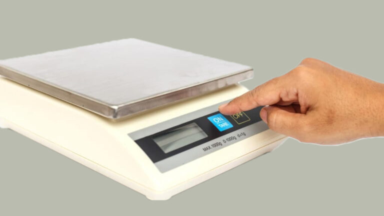 How To Repair a Weighing Scale keypad?