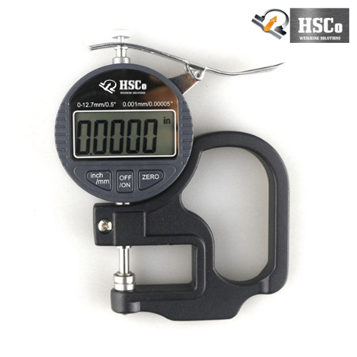 Electronic Thickness Guage